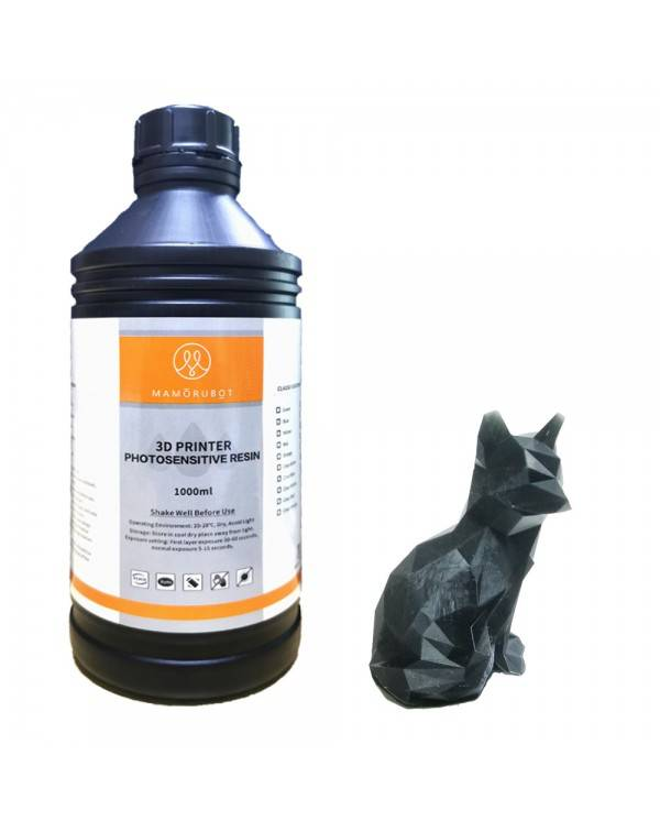MAMORUBOT Water Washable Resin for LCD/DLP printer...